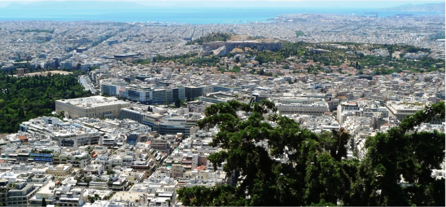 Athens City (centre)