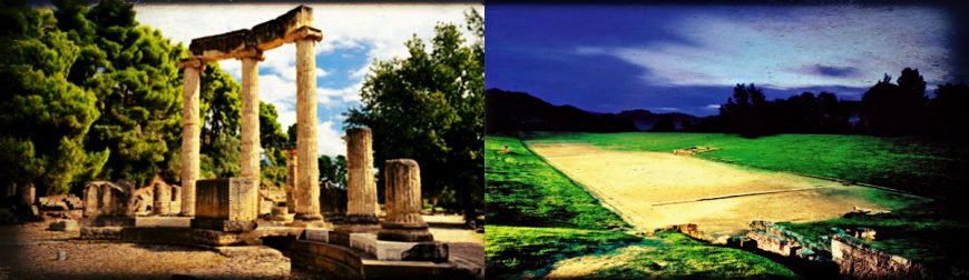 -DAY TOUR IN ANCIENT OLYMPIA (the place that start the Olympic Games)