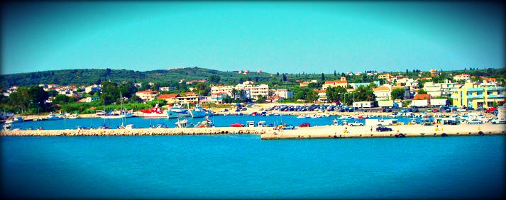 Kyllini Port