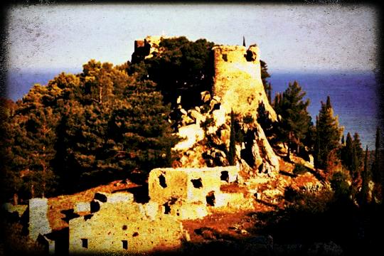 Kyparissia town